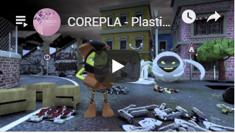 COREPLA - Plastic Heroes Cartoon<br><br>