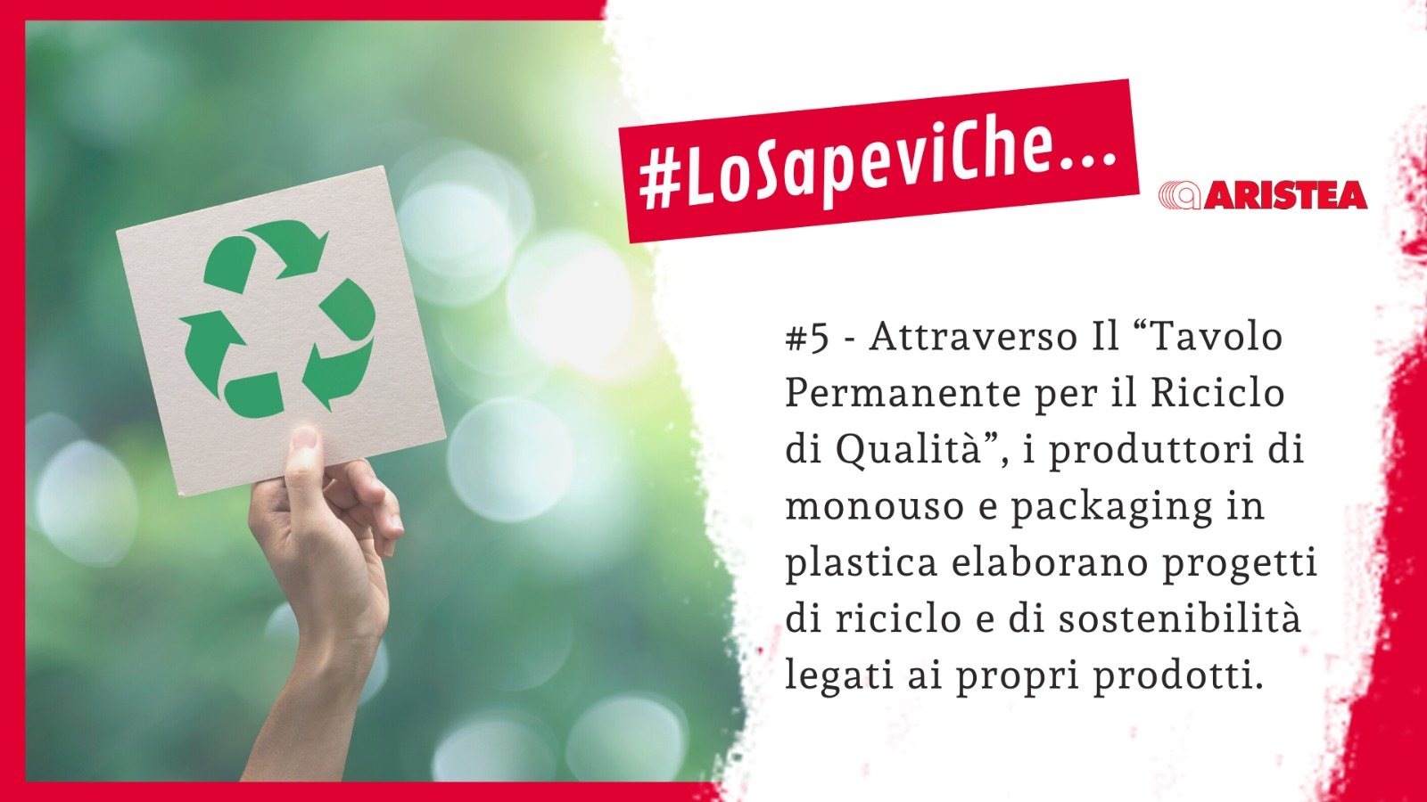 #LoSapeviChe… #5